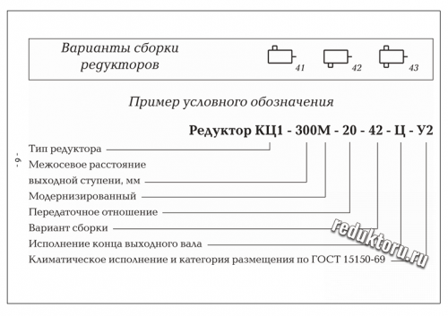 КЦ1 300