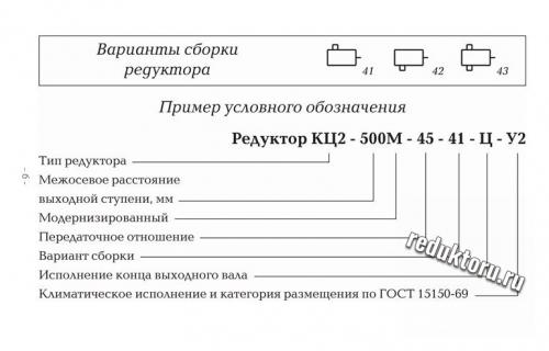КЦ2 500